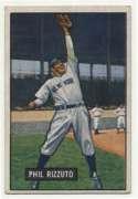 1951 Bowman 26 Rizzuto Ex