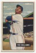 1951 Bowman 165 Williams VG