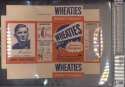 1951 Wheaties Full Box  Johnny Lujack BVG 9