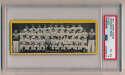 1951 Topps Team Cards  Cincinnati Reds (dated) PSA 4