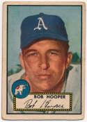 1952 Topps 340 Hooper Good