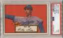 1952 Topps 20 Loes RC SP PSA 3