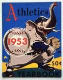 1953 Yearbook  Philadelphia As VG-Ex/Ex