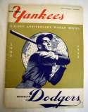 1953 WSP  At Yankees VG-Ex/Ex