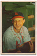 1953 Bowman Color 32 Musial VG+