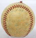 1953 Red Sox  Team Ball 5