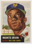 1953 Topps 62 Irvin Ex++