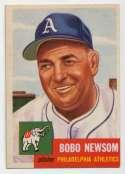 1953 Topps 15 Newsom Ex-Mt