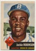 1953 Topps 1 J Robinson Ex-Mt mk