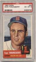 1953 Topps 49  PSA 6