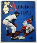 1954 Yearbook  Philadelphia As VG