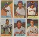1954 Bowman  49 different commons Strong Ex-Mt/NM