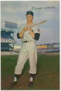 1954 Dormand 21 Mantle (batting stance, 6 x 9) VG-Ex/Ex