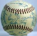 1954 Giants  Team Ball (World Class) 9.5