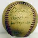 1954 HOF Induction Ball 5