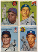 1954 Topps  201 different w/some minors VG+