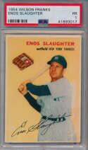 1954 Wilson Weiner  Slaughter PSA 1