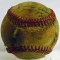 1954 Yankees  Team Ball 3.5