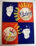 1955 WSP  At Dodgers VG-Ex/Ex