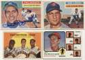 1955   Collection of 54 Vintage Signed Cards 9