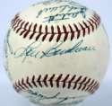 1955 Kansas City As  Team Ball 9.5