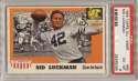 1955 All American 85 Luckman PSA 6
