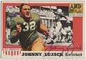 1955 All American 52 Johnny Lujack 9