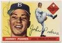 1955 Topps 25 Johnny Podres 9