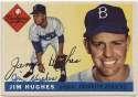 1955 Topps 51 Jim Hughes 9.5