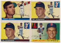 1955 Topps  53 assorted w/some stars VG