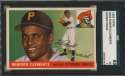 1955 Topps 164 Clemente RC SGC 5