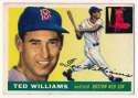 1955 Topps 2 Williams VG+