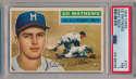 1956 Topps 107 Mathews PSA 7
