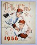 1956 Yearbook  Philadelphia Phillies Ex-Mt