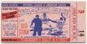 1957 Ticket  All Star Game VG-Ex/Ex