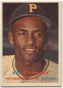 1957 Topps 76 Clemente Ex-Mt