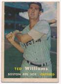 1957 Topps 1 Williams VG-Ex