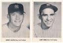 1958 Yankees  Team Issue Set in Envelope NM