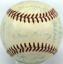 1959 Braves  Team Ball 8