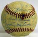 1959 Orioles  Team Ball 5