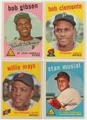 1959 Topps  Complete Set Ex-Mt