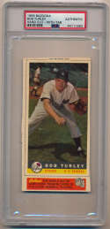 1959 Bazooka  Turley (with tab) PSA Authentic