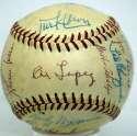 1959 White Sox  Team Ball 8.5