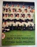 1960 WSP  At Yankees Ex-Mt+