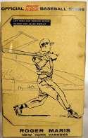 1960 Hartland  Maris, Roger (box) VG