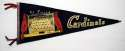 1960 Pennant  St. Louis Cardinals Photo Pennant VG