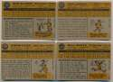1960 Topps  324 different w/40 semi-high #s Ex