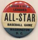 1962   All Star Game Ex-Mt