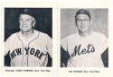 1962 Mets  Team Issue Set in Envelope NM