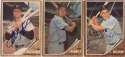 1962 Topps  Collection of 31 different Red Sox signed cards w/Yaz 9